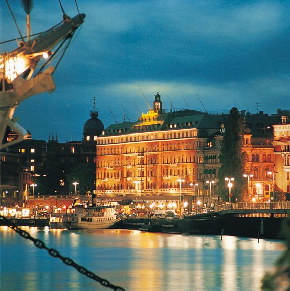 Charming travel choices places for Food bar grand hotel stockholm